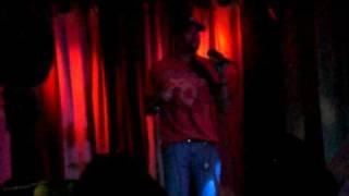 Mailon Rivera sings Barry White..