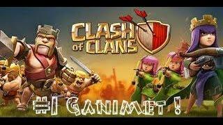 Download Lagu Clash Of Clans #1 Ganimet !!! Gratis STAFABAND