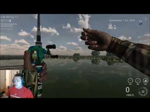 твичинг fishing planet