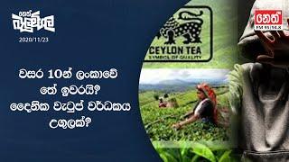 Neth Fm Balumgala | Ceylon Tea  2020-11-23