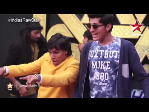 India's Raw Star artists groove on Hawa Hawai!