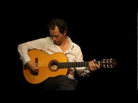 Flamenco Spanish Guitar .Right Hand Tutorial English Version.Mathilda's Rumba by Yannick Lebossé Music Videos