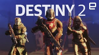 Destiny 2 hands-on