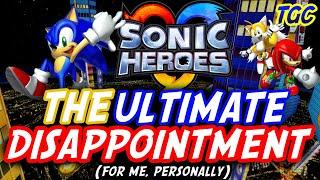SONIC HEROES: Sega's Squandered Renaissance   GEEK CRITIQUE