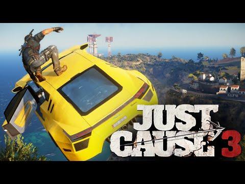 Just Cause 3 - Захватим Город? Легко!