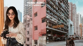 CANDID GOES TO HONG KONG: THE CITY WHERE EAST MEETS WEST