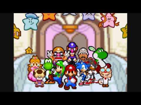 Super Mario Bros Z - Alternate Theme: Hikari No Sasu Mirai E (DBZ Infinite World Theme)