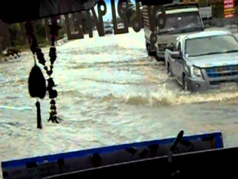 Flooding in Sukhothai 4.AVI