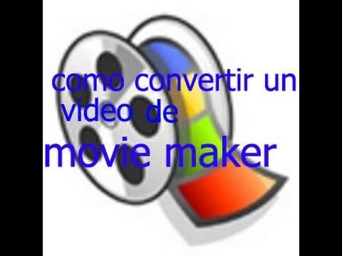 Convertir video de movie maker a 3gp online