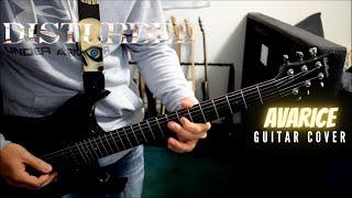 Disturbed - Avarice Guitar Cover