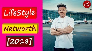 Gordon Ramsay Net Worth , Lifestyle, Family, Kids, House, Cars, Pets
