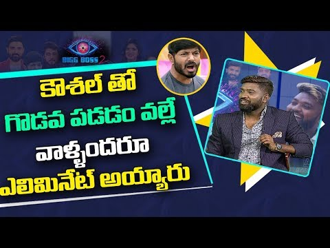 BiggBoss-2 Contestant  Roll Rida about  Kaushal Army | ABN Entertainment