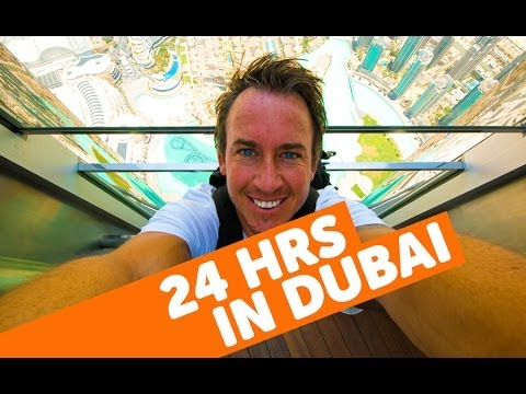 Tips: 24 Hours in Dubai | Cover-More Travel Insurance