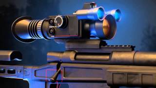 IWT LF640 Mk2 robotic thermal sight system