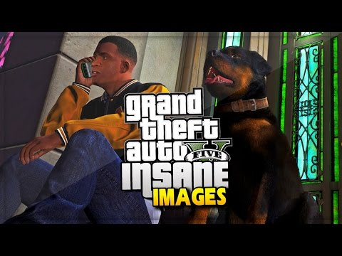 GTA 5 NEW PC Gameplay Screenshots! AMAZING NEXT-GEN GRAPHICS (GTA 5 PC)