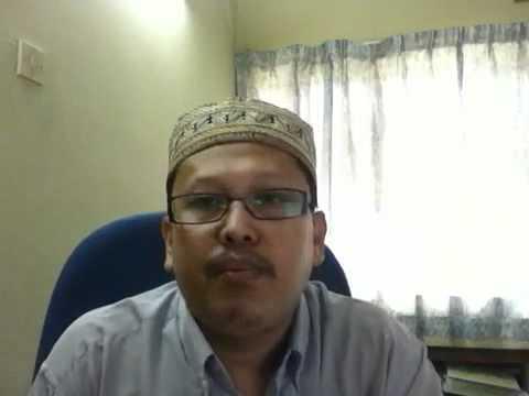 Belajar tajwid 7 (rukun bacaan) oleh dr abd rauf hassan