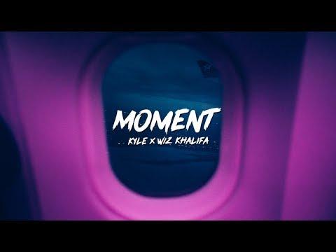 KYLE. - Moment (Lyrics) ft. Wiz Khalifa