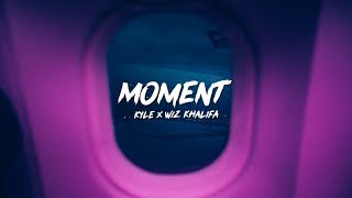 KYLE. - Moment (Lyrics) ft. Wiz Khalifa