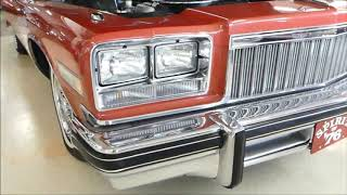 1976 Buick Electra 225 Limited 49k Actual Miles STUNNING
