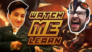 Watch Me Learn: Rumble | feat. Scarf4ce! | NiksDa | Guide/Tutorial
