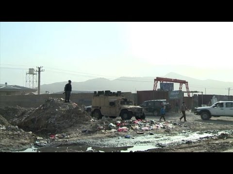 Taliban attack Kabul airport as Afghan poll audit starts
