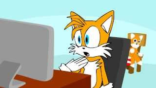 "Tails Reacts To ""What Does The Fox Say?"""