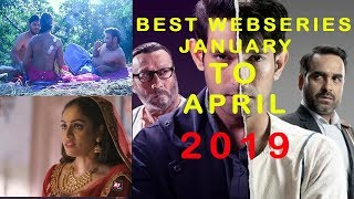 Top 10 New Indian Web Series 2019 | Best hindi Web Series