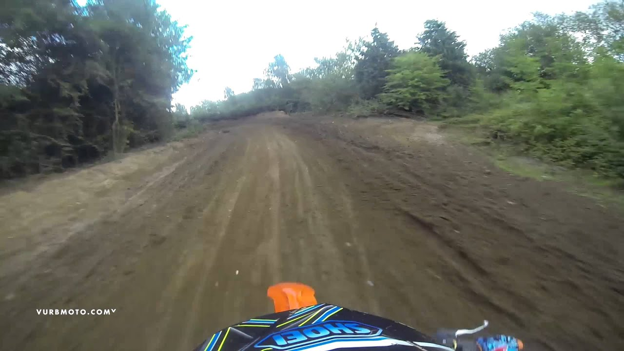 Challen Tennant Motocross Challen Tennant 125cc Gopro at