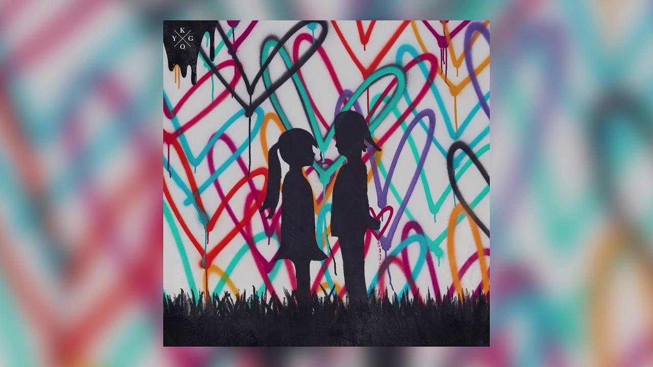 Kygo - Never Let You Go feat. John Newman (Cover Art) [Ultra Music]