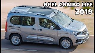 2019 Opel Combo Life - Test Drive, Exterior, Interior