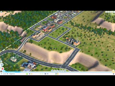 Sim City 5 - Tips and Tricks - Beginners guide to making money