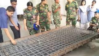 Construction of Single Cell Box Girder RC Bridge