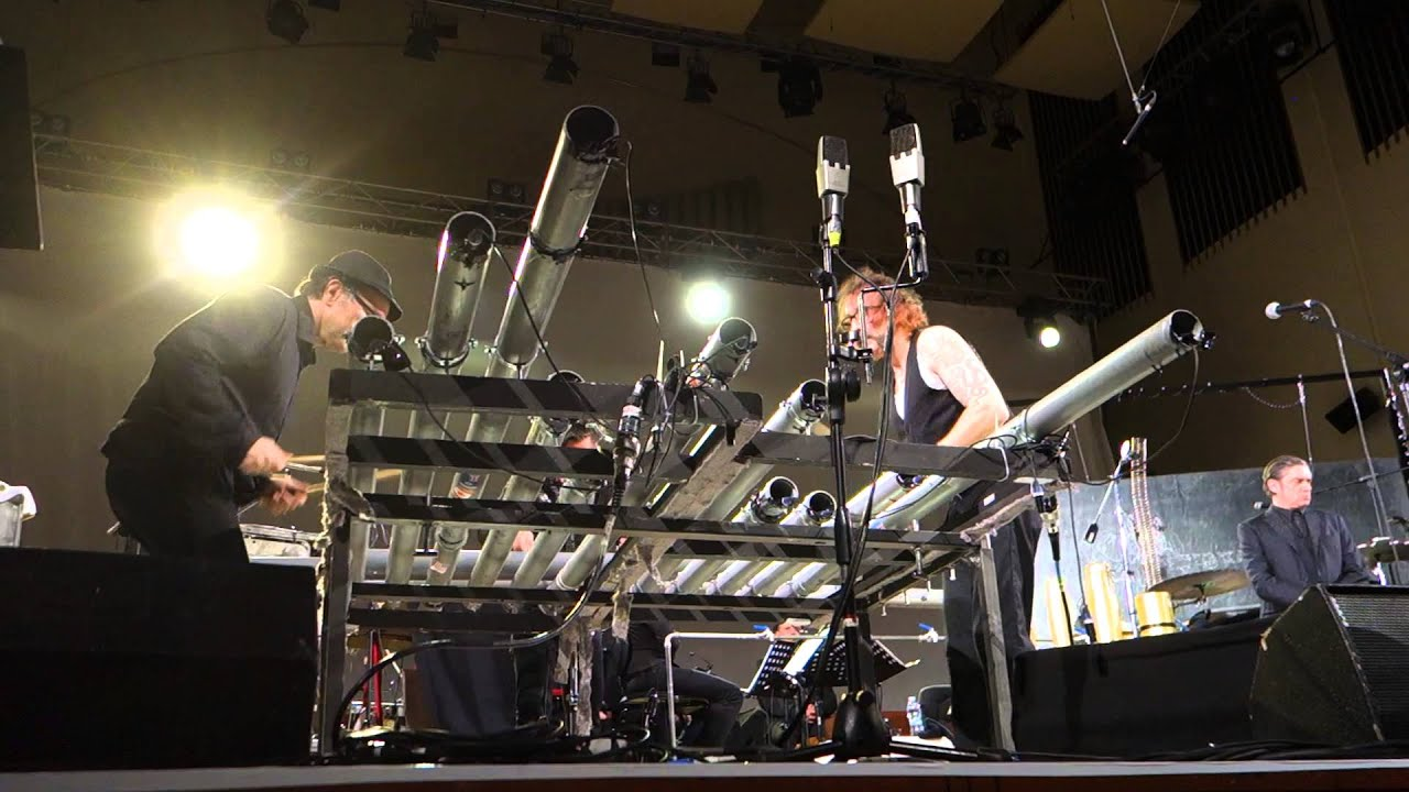 Einstürzende Neubauten - Live In Germany
