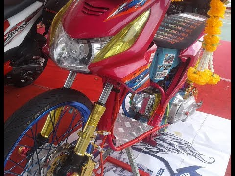 Thailook Kontes Honda Beat Modif Mothai Racing Look