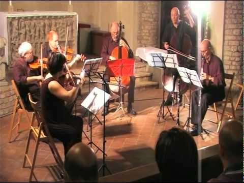 Fantasia dal Rigoletto per clarinetto e archi