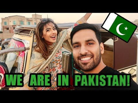 WE ARE IN PAKISTAN! thumbnail