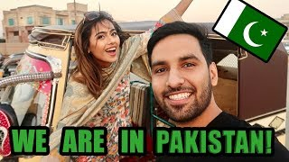 WE ARE IN PAKISTAN!