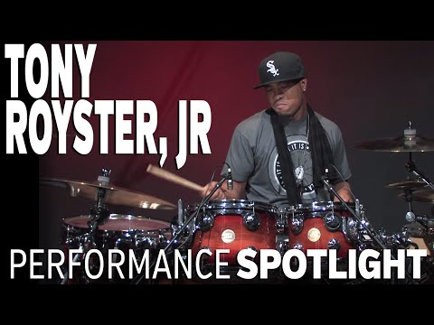 Performance Spotlight: Tony Royster Jr.