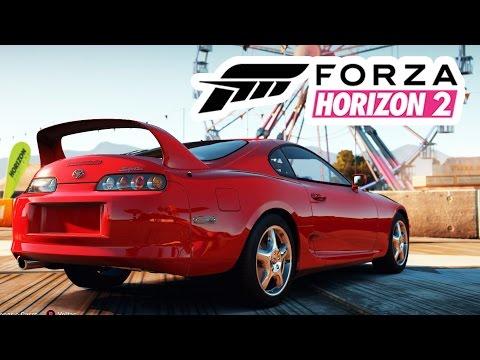 FORZA HORIZON 2 - Gameplay da Versão Final (Português PT-BR 1080p)