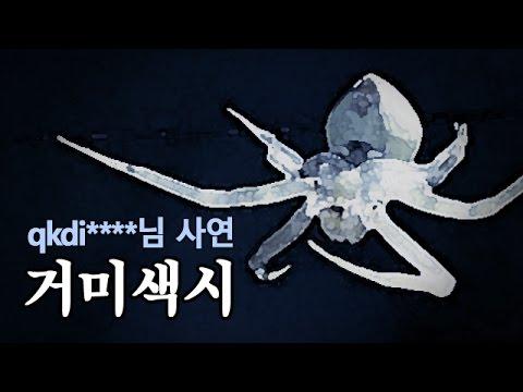 [왓섭! 체험실화] 거미색시 (괴담 귀신 미스테리 무서운이야기)