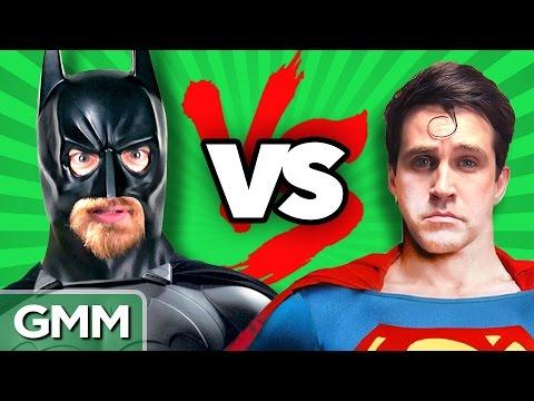 Batman vs. Superman Trivia Game ft. Kevin Smith