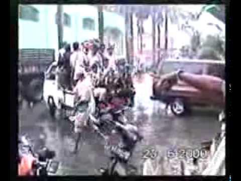 Perang Agama Kristen Dan Islam Di Ambon Tahun 2000,(bagian 2) video