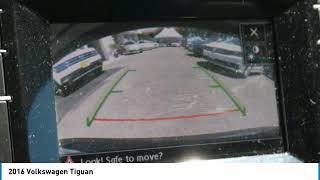 2016 Volkswagen Tiguan Woodland Hills CA W1480