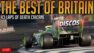 Gran Turismo Sport: Best of Britain | Super Formula - Dragon Trail