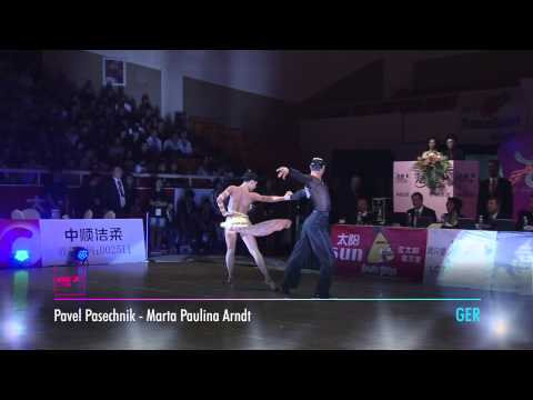 2013 GrandSlam Latin Beijing, CHN | TV Highlight | world Dance Sport Federation