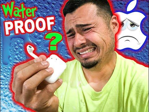 Apple AirPods 2 - Waterproof Must!!