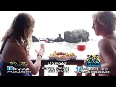 Tunco Lodge & Restaurante La Bocana, Playa El Tunco, El Salvador
