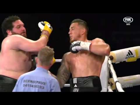 Paul Gallen is waiting on SBW to accept his fight offer