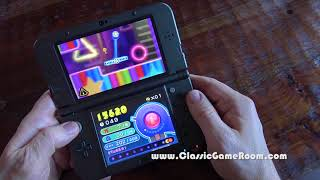 Classic Game Room - PAC-MAN & GALAGA DIMENSIONS review for Nintendo 3DS