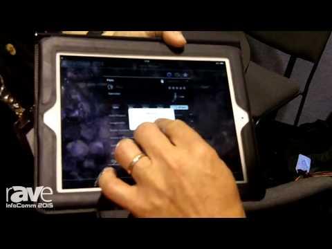 InfoComm 2015: Outline Exhibits iP 24 iMode Digital Processor